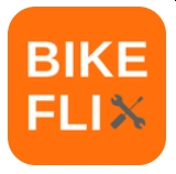 logo app bikeflix